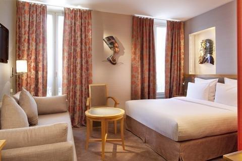 Hotel Elysa-Luxembourg - фото 2