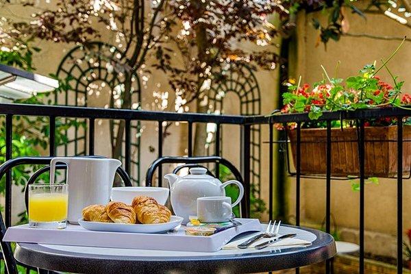 Hotel Arc Paris Porte d'Orleans - фото 18