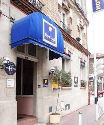 Hotel Arc Paris Porte d'Orleans - фото 19