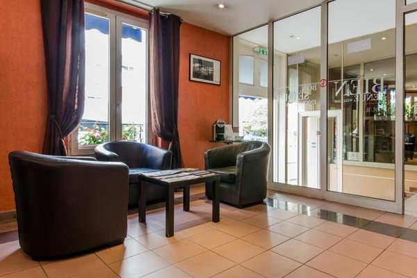 Hotel Arc Paris Porte d'Orleans - фото 9