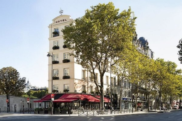 Hotel Observatoire Luxembourg - фото 5