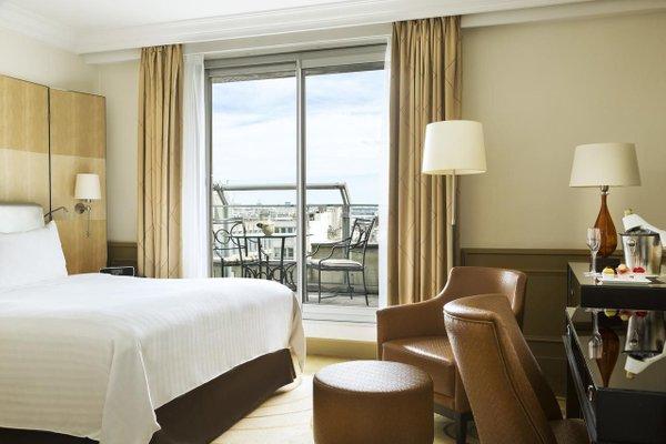 Paris Marriott Champs Elysees Hotel - фото 2
