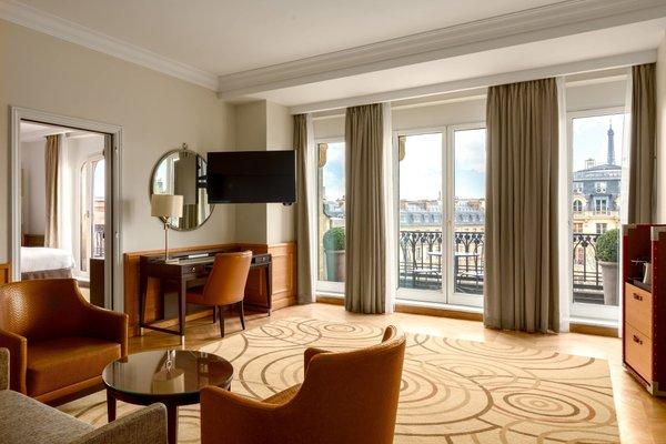 Paris Marriott Champs Elysees Hotel - фото 4