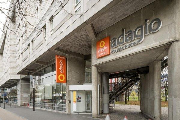 Aparthotel Adagio Access Paris La Villette - фото 21