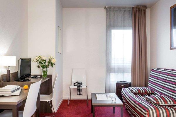 Aparthotel Adagio Access Paris La Villette - фото 6