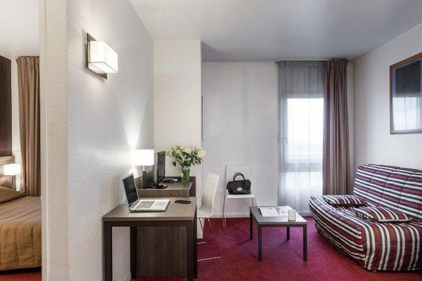 Aparthotel Adagio Access Paris La Villette - фото 7