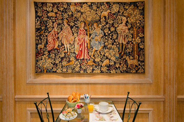 Hotel De La Paix - фото 20