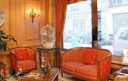 Hotel De La Paix - фото 5