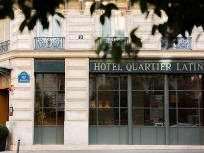 Hotel Quartier Latin - фото 19