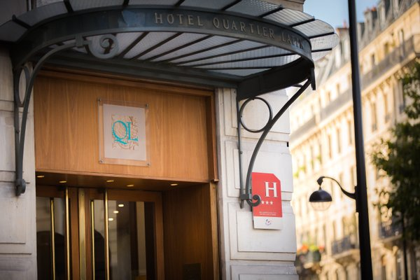 Hotel Quartier Latin - фото 22