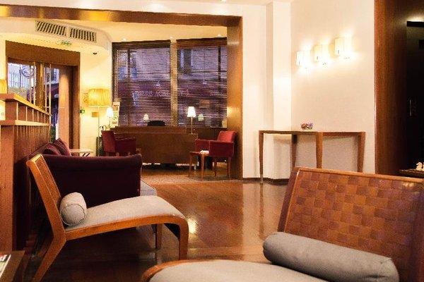 Hotel Quartier Latin - фото 6