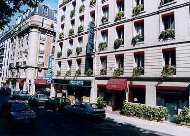 Hotel Lumieres Montmartre Paris - фото 9