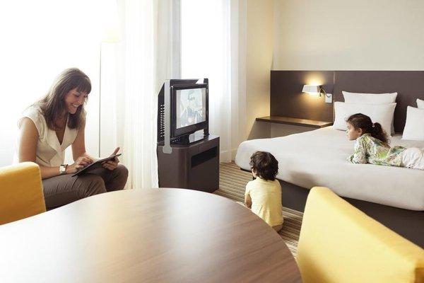 Novotel Suites Paris Montreuil Vincennes - фото 1