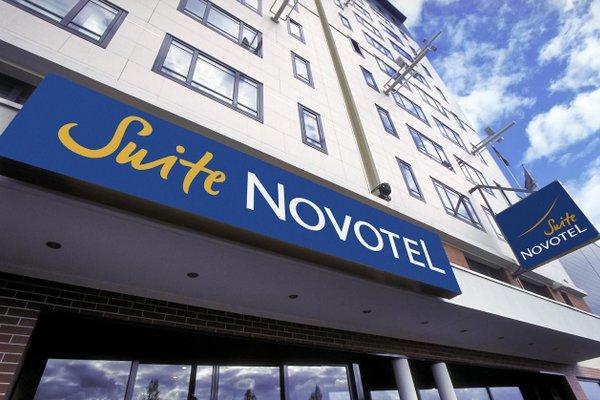 Novotel Suites Paris Montreuil Vincennes - фото 16