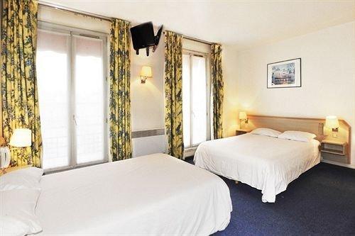 Hotel Iliade Montmartre - фото 0