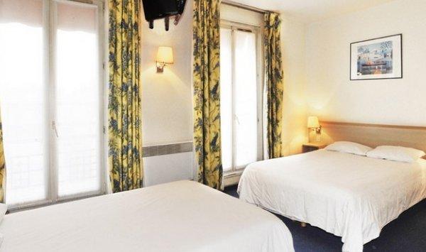 Hotel Iliade Montmartre - фото 1