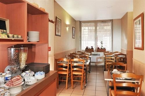 Hotel Iliade Montmartre - фото 11