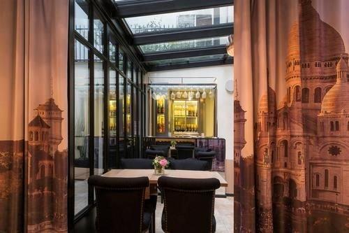 Hotel Iliade Montmartre - фото 15
