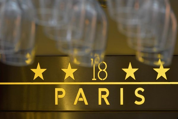 Hotel Iliade Montmartre - фото 19