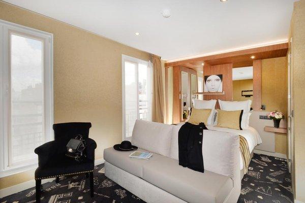Hotel Iliade Montmartre - фото 4