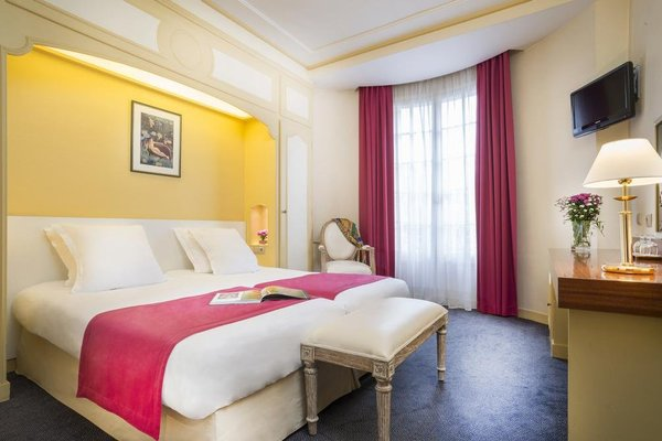 Hotel Lyon Bastille - фото 2