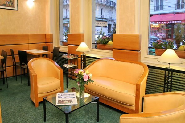 Hotel Lyon Bastille - фото 7