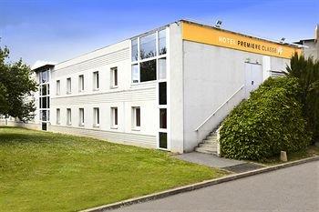 Premiere Classe Roissy CDG - Paris Nord 2 - Parc des Expositions - фото 22