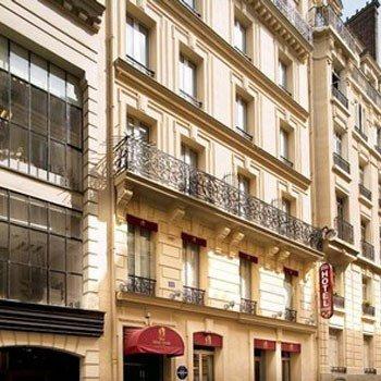 Best Western Star Champs-Elysees - фото 9