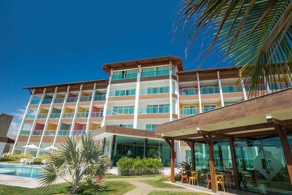 Kembali Hotel Porto de Galinhas - фото 23