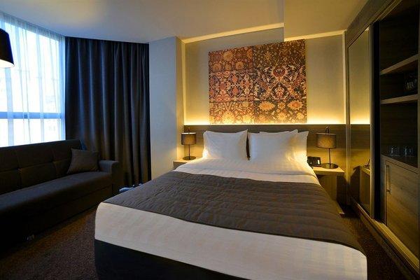 Отель Република - фото 2