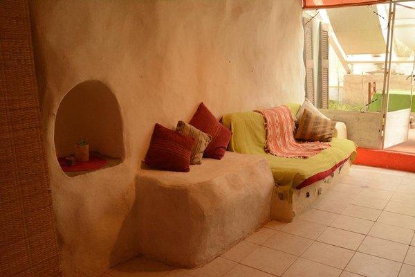 Гостиница «Casaterra», Вилья-Ангостура
