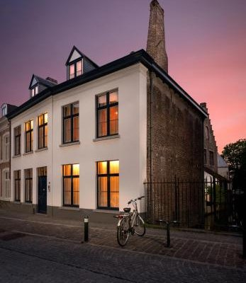 Canalside House - Luxury Guesthouse - фото 23
