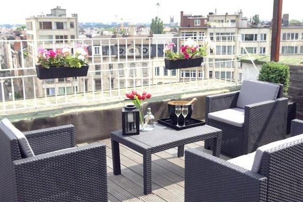 Antwerp Penthouse - фото 10