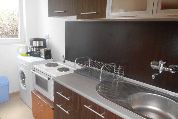 Apartment Nedyalkov - фото 16