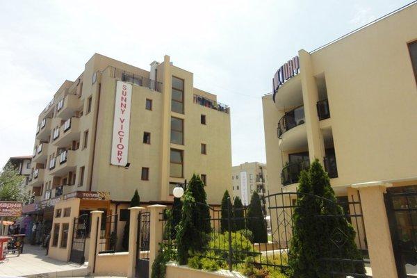 Апарт-отель Sandapart Sunny Victory Complex - фото 9