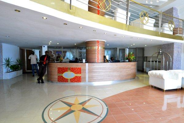Benin Royal Hotel - фото 14