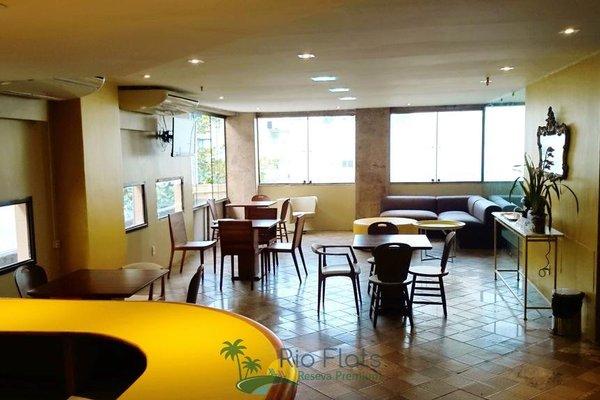 Apart Hotel Leblon Ocean - фото 12