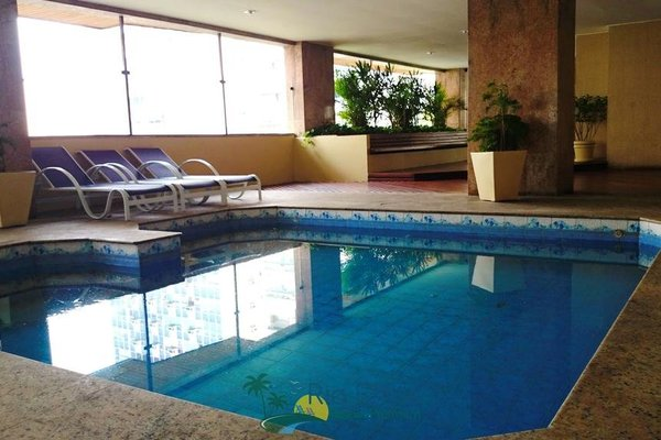 Apart Hotel Leblon Ocean - фото 14