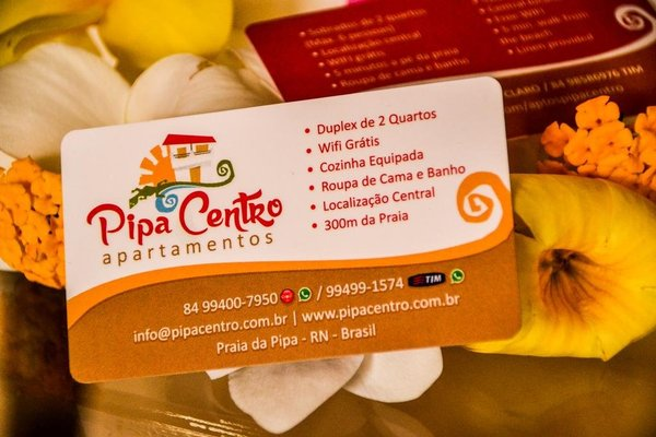 Apartamentos Pipa Centro - фото 14