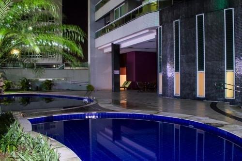 Apartamento Deluxe Ahead Ponta Negra - фото 16