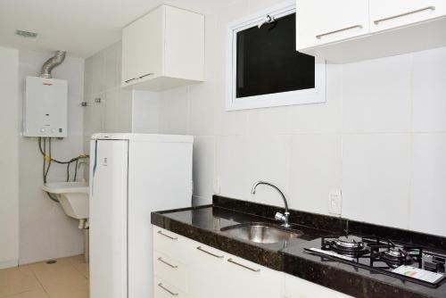 Apartamento Deluxe Ahead Ponta Negra - фото 9