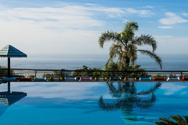 Hotel Morro dos Conventos - фото 50