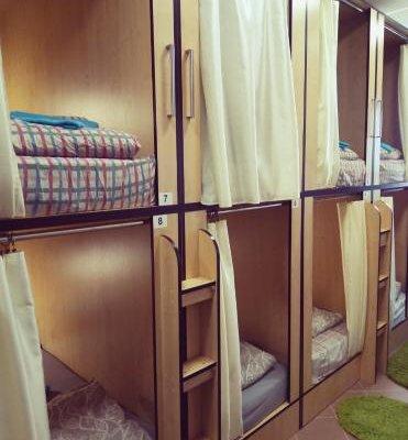 Flatcom Hostel - фото 11