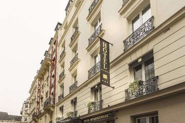 Hotel International Paris - фото 7