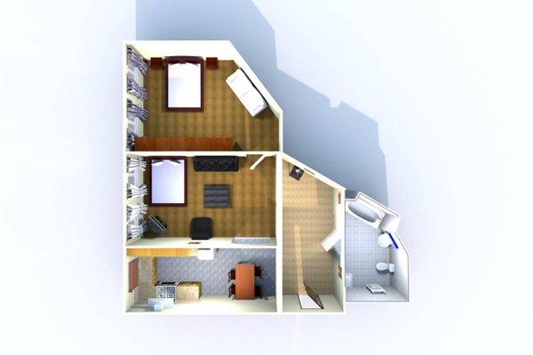 Modern Cozy Apartment by Ruterra - фото 15