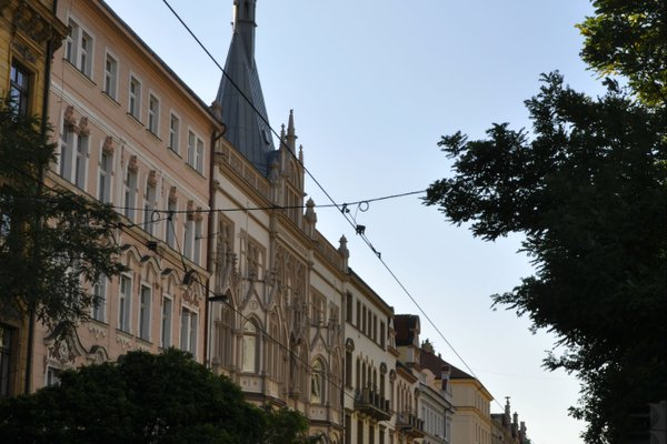 Wonderful apartment in Vinohrady - фото 5