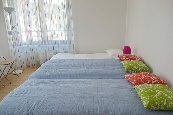 Bright spacious apartment - фото 19