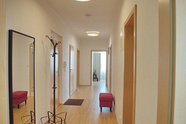 Bright spacious apartment - фото 1