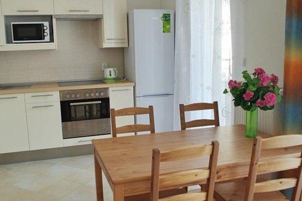 Bright spacious apartment - фото 12