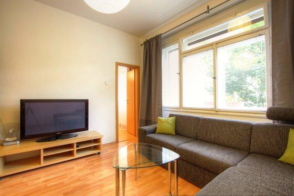 Kampa Park Apartment - фото 20